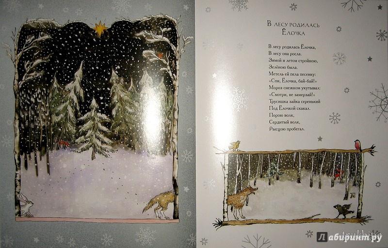 Иллюстрация 50 из 61 для В лесу родилась ёлочка - Раиса Кудашева   Лабиринт - книги. Источник: Трухина Ирина