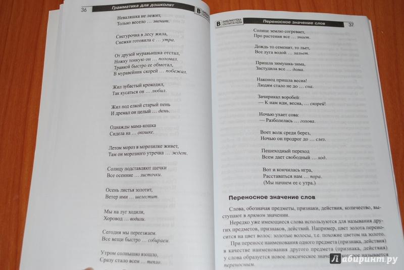 Иллюстрация 13 из 24 для Грамматика для дошколят. Дидактические материалы по развитию речи детей 5-7 лет - Елена Алябьева | Лабиринт - книги. Источник: Нади