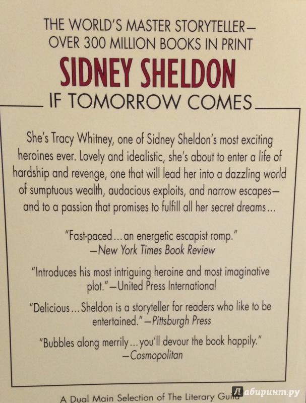 if tomorrow comes sidney sheldon summary