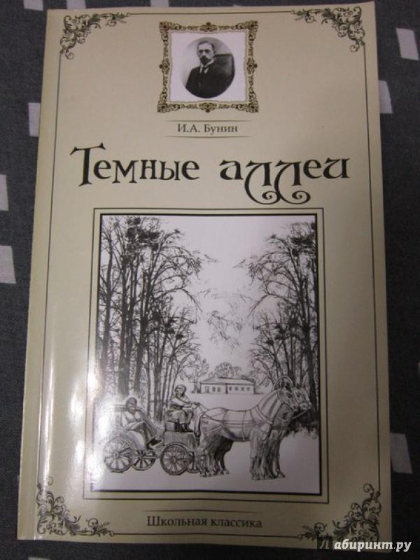 Читать книгу Темные аллеи Бунин Иван Библиотека книг