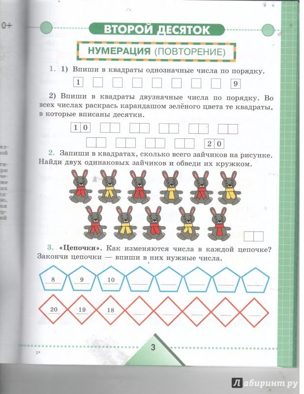 Рабочая программа viii вида 3 класс