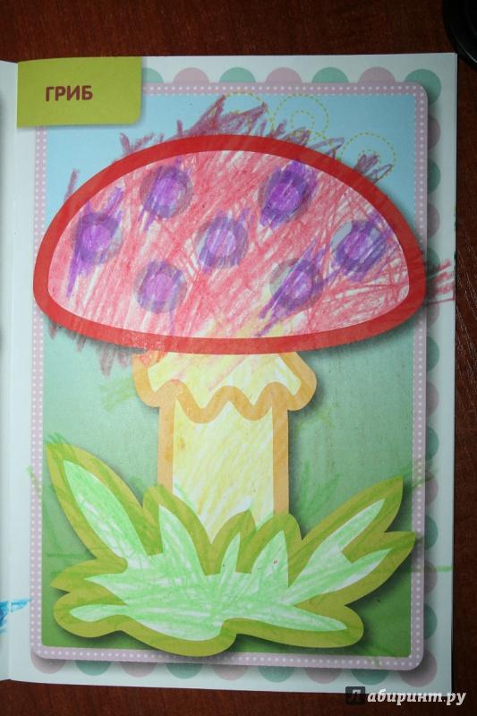 Раскраска с цветным контуром. Улитка - Издательство Альфа ...