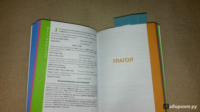 Иллюстрация 10 из 14 для Испанский язык. Справочник по грамматике   Лабиринт - книги. Источник: Маруся