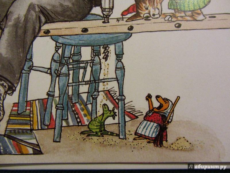 Иллюстрация 50 из 85 для Рождество в домике Петсона - Свен Нурдквист | Лабиринт - книги. Источник: Могош  Михаил
