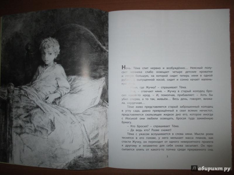 Иллюстрация 12 из 23 для Тёма и Жучка - Николай Гарин-Михайловский | Лабиринт - книги. Источник: Иванов  Евгений