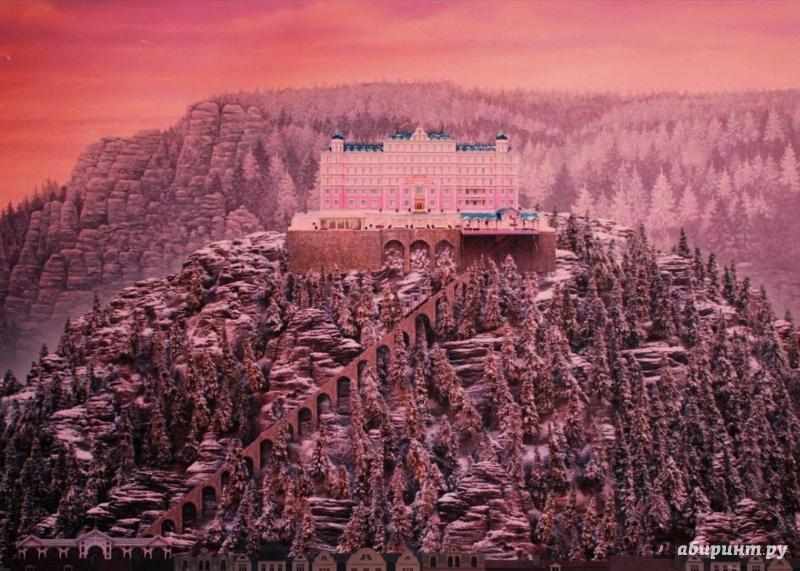 """Иллюстрация 1 из 7 для Отель """"Гранд Будапешт"""" (DVD) - Уэс Андерсон   Лабиринт - видео. Источник: Елизовета Савинова"""