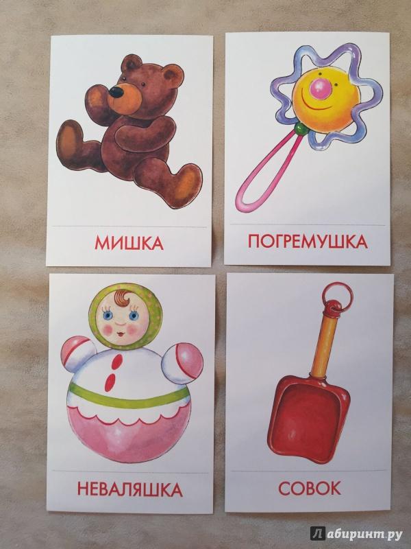 Иллюстрация 1 из 4 для Дидактические карточки.Игрушки | Лабиринт - книги. Источник: Родина  Евгения