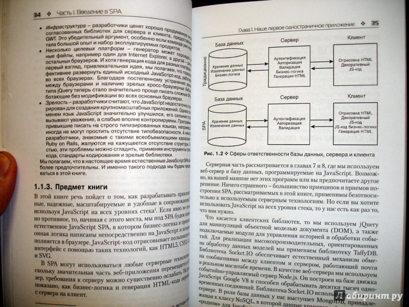 Миковски Разработка Одностраничных Веб Приложений