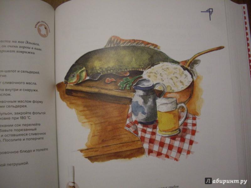 Иллюстрация 19 из 24 для Вся Франция.  365 рецептов из всех провинций - Поль Бокюз | Лабиринт - книги. Источник: anne-d-autriche