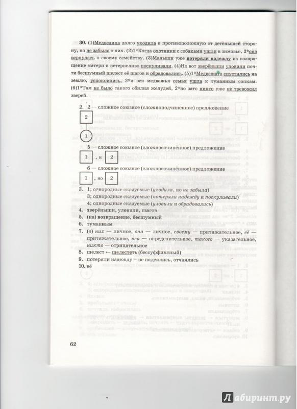 гдз по русскому практикум