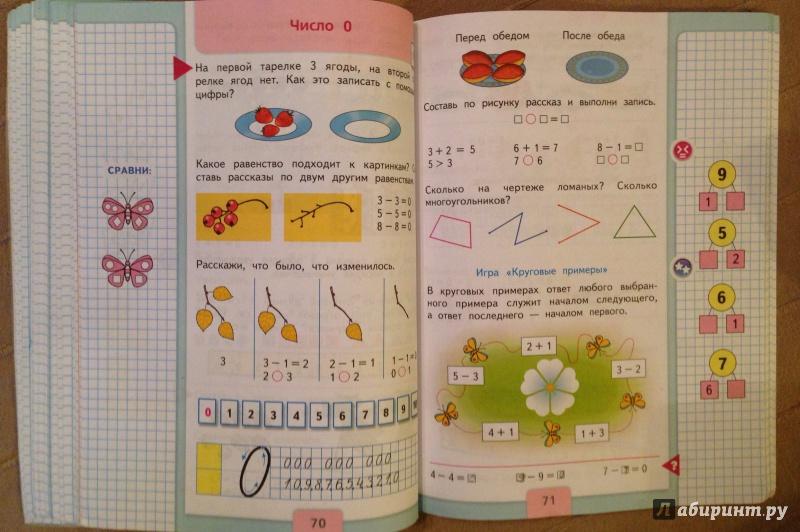гдз учебник математики 1 класс 2 часть моро волкова степанова