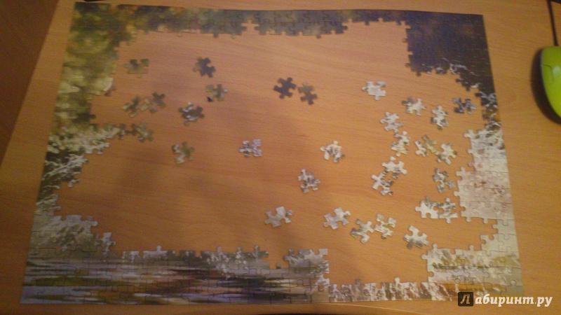 """Иллюстрация 2 из 15 для Puzzle-500 """"Лошади"""" (B-51823)   Лабиринт - игрушки. Источник: Воробьева  Анастасия"""