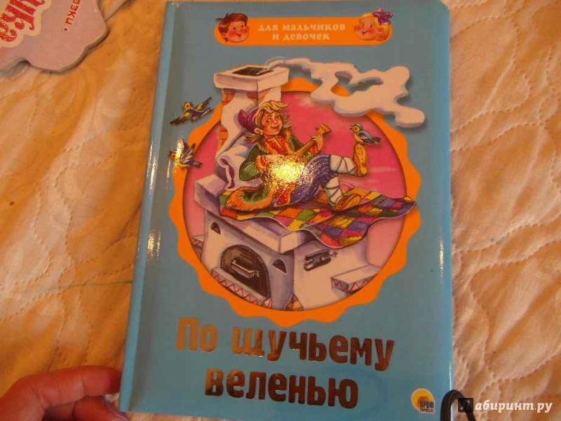Иллюстрация 1 из 2 для Для мальчиков и девочек. По щучьему велению | Лабиринт - книги. Источник: anarchy_8