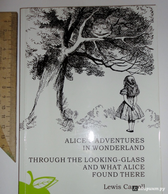 a look at lewis carrolls alice in wonderland book Alice's adventures in wonderland by: lewis carroll (1832-1898) an acclaimed children's classic depicting the odd, but riveting journeys of the curious alice as she explores the surreal world of wonderland.