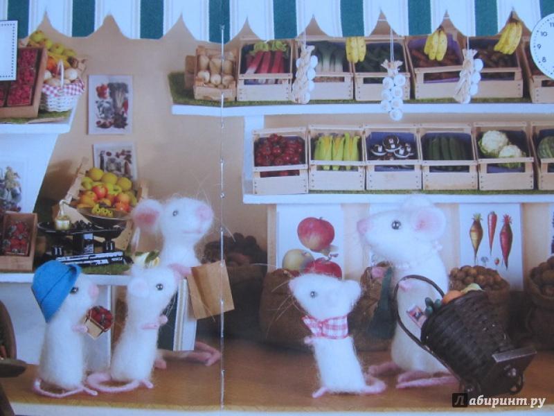 Иллюстрация 12 из 40 для Умная семейка. Все мышата знают. Время - Ронни Рэнделл | Лабиринт - книги. Источник: ViVi