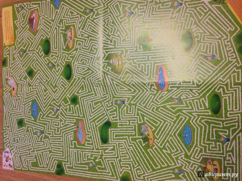 Иллюстрация 13 из 44 для Весёлые лабиринты. Переполох в зоопарке - Моко   Лабиринт - книги. Источник: Свиридова  Инна Геннадьевна