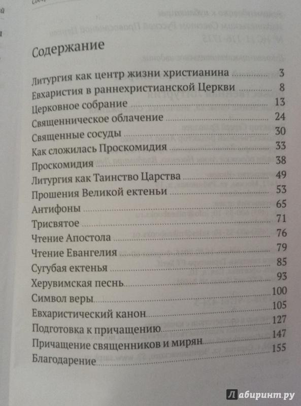 Иллюстрация 21 из 21 для Божественная литургия. Объяснение смысла, значения, содержания - Алексей Протоиерей   Лабиринт - книги. Источник: Алена
