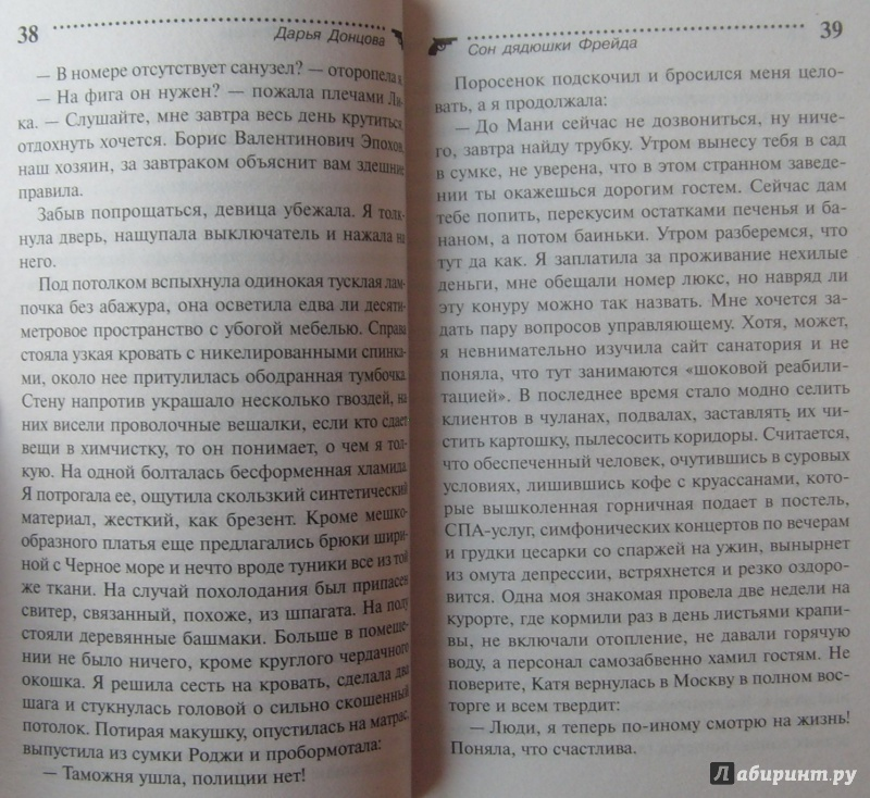 Любительница частного сыска даша васильева #49 даша васильева решила немного подлечиться и заказала номер в санатории в сан-валентино.