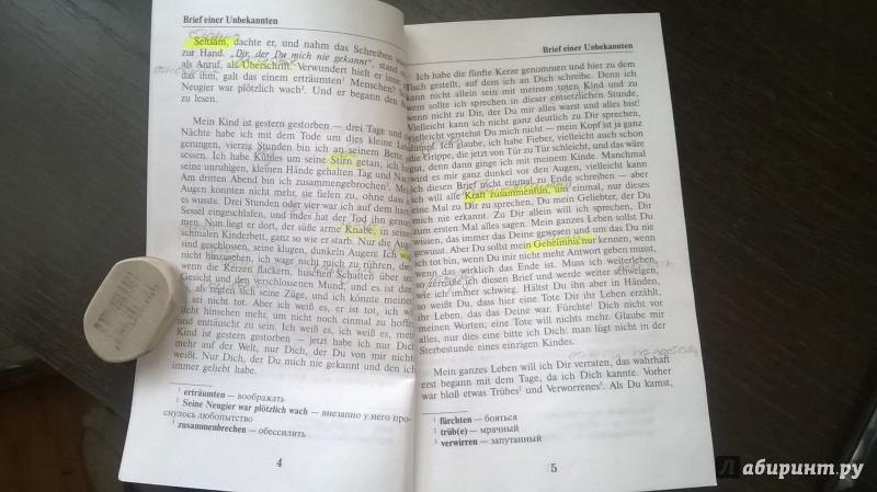 Иллюстрация 5 из 16 для Немецкий с любовью. Новеллы = Novellen - Стефан Цвейг | Лабиринт - книги. Источник: Маркова  Анастасия