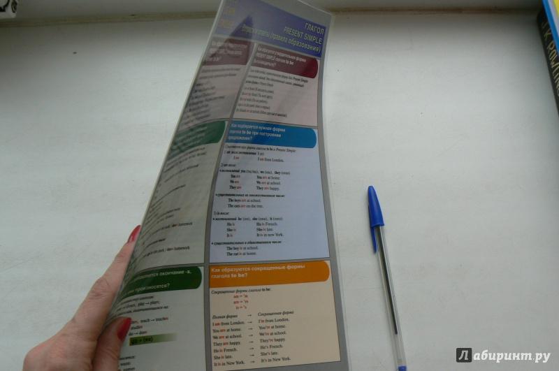 Иллюстрация 1 из 5 для LET`S LEARN ENGLISH. Глагол.  PRESENT SIMPLE. Вопросы и ответы (правила образования) | Лабиринт - книги. Источник: Марина