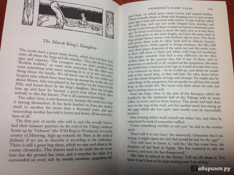 Иллюстрация 1 из 25 для Andersen's Fairy Tales - Hans Andersen | Лабиринт - книги. Источник: Антонюкова  Любовь