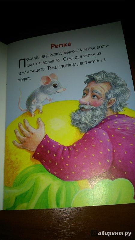 Иллюстрация 19 из 61 для Маленькие сказочки. Репка. Курочка Ряба   Лабиринт - книги. Источник: Короткова  Светлана
