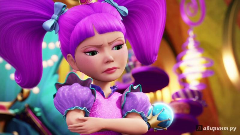 Иллюстрация 1 из 8 для Барби и потайная дверь (DVD) - Карен Ллойд | Лабиринт - видео. Источник: Бородин  Алексей
