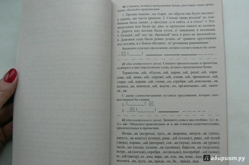 Гдз по русскому языку 6 класс жердева