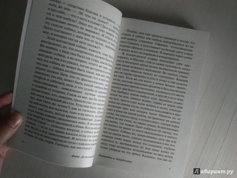 Иллюстрация 15 из 24 для Униженные и оскорбленные - Федор Достоевский | Лабиринт - книги. Источник: Тяпкина Карина