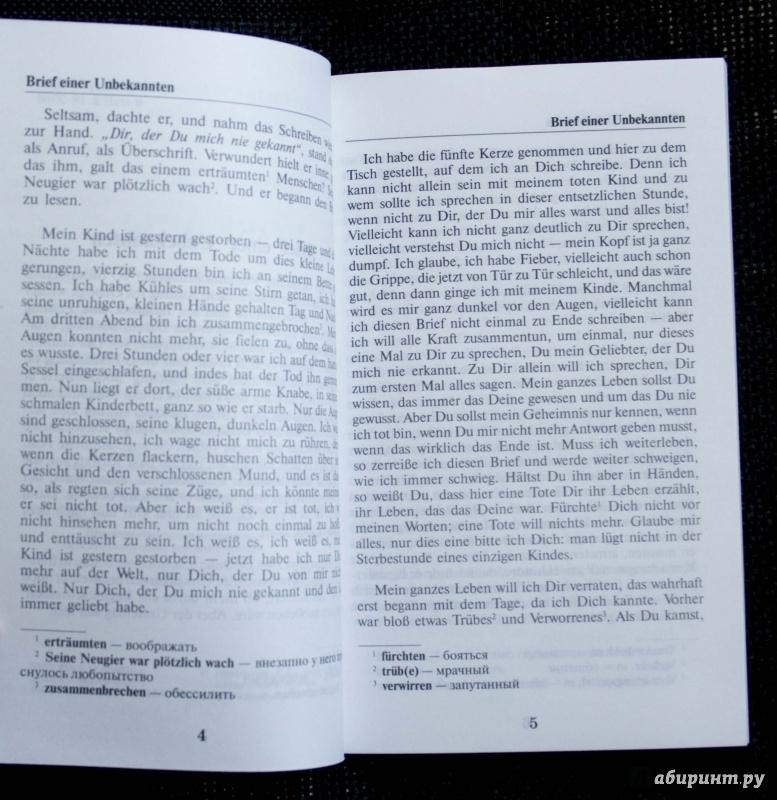 Иллюстрация 12 из 16 для Немецкий с любовью. Новеллы = Novellen - Стефан Цвейг | Лабиринт - книги. Источник: Кутукова  Галина