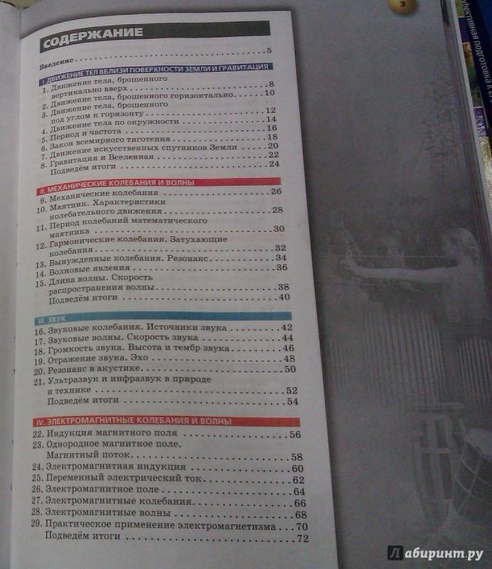 общеобразовательных учреждений решебник для 11 учебник класс физика