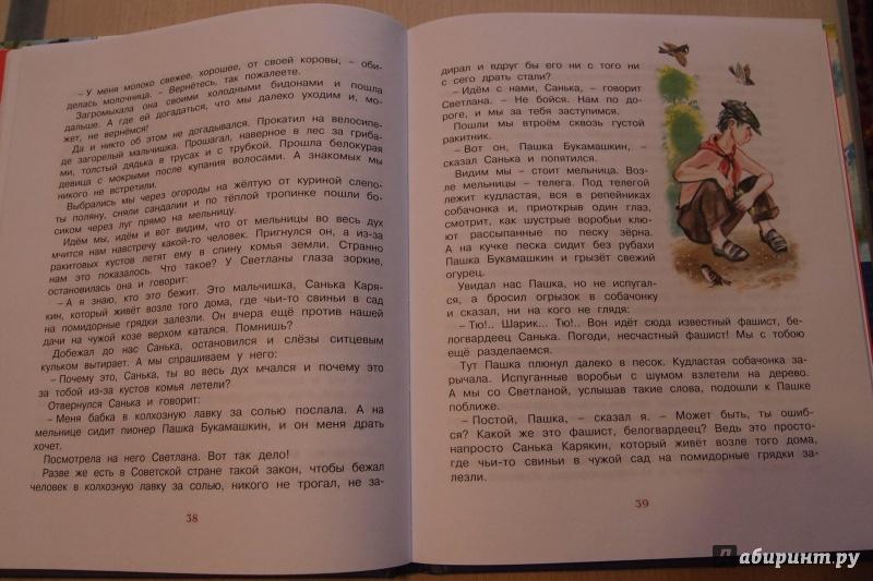 Иллюстрация 7 из 24 для Чук и Гек - Аркадий Гайдар   Лабиринт - книги. Источник: sveta_a13