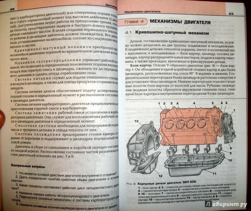 Учебник водителя родичев