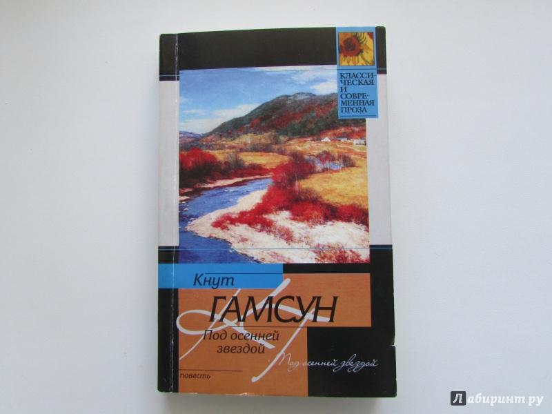 Иллюстрация 1 из 8 для Под осенней звездой - Кнут Гамсун | Лабиринт - книги. Источник: anna_nik