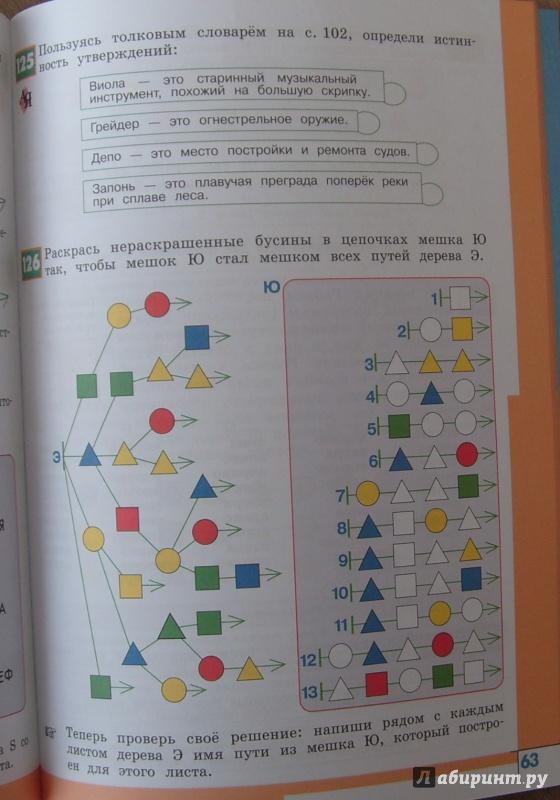 Гдз информатика рудченко 3 класс перспектива