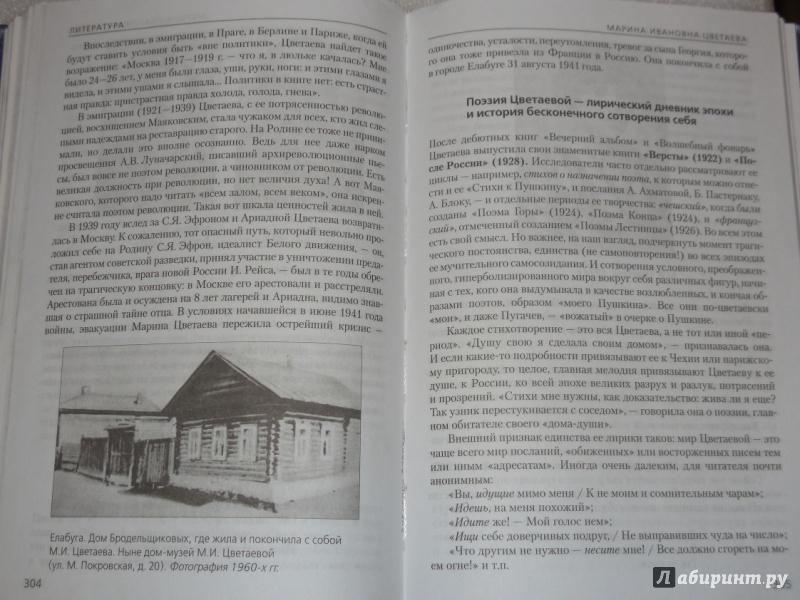 Литература. 11 класс. Учебник. Базовый уровень. Часть ii (зинин с.