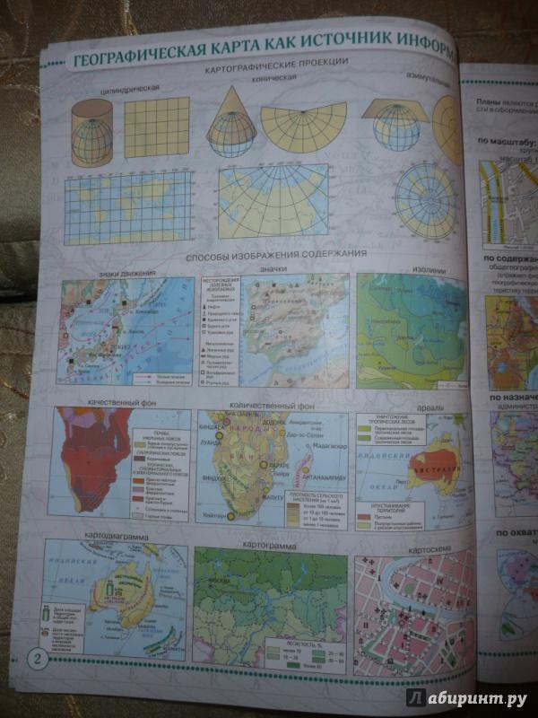 Иллюстрация 1 из 15 для География. Учись быть первым! 7 класс. Атлас. ФГОС | Лабиринт - книги. Источник: Благинин  Юрий