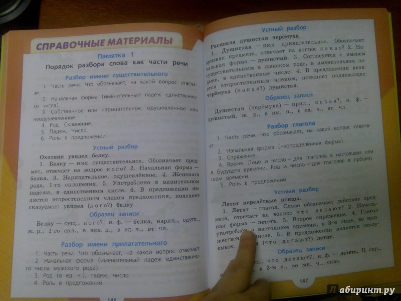 Гдз канакина русскому учебник часть класса часть языку 1 1 по 2 горецкий ответы