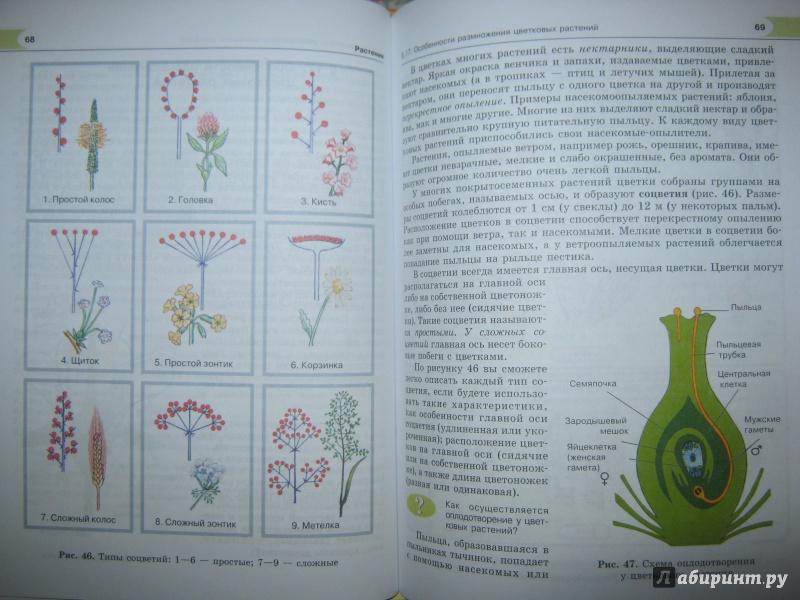 биологии 7 класс з.а.клепинина решебник книжка