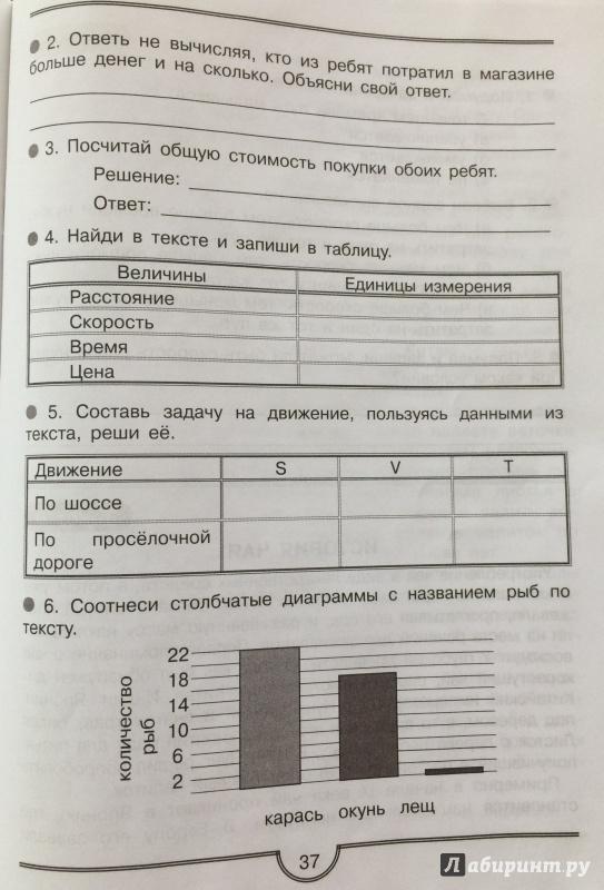Новикова александрова по класс тренажеру ответы гдз 3
