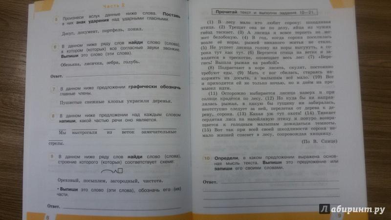 русскому впр гдз по языку по