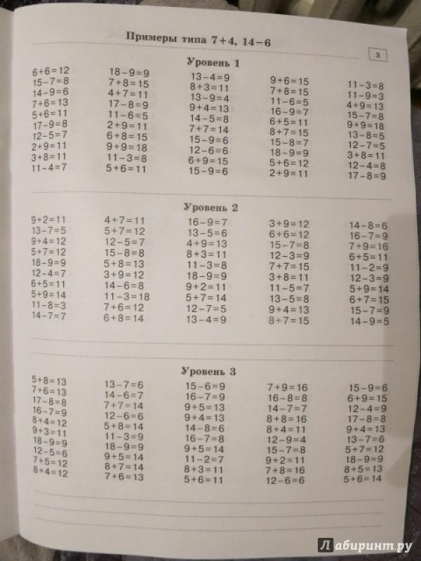 УЗОРОВА НЕФЁДОВА 3000 ПРИМЕРОВ ПО МАТЕМАТИКЕ 3 КЛАСС СКАЧАТЬ БЕСПЛАТНО