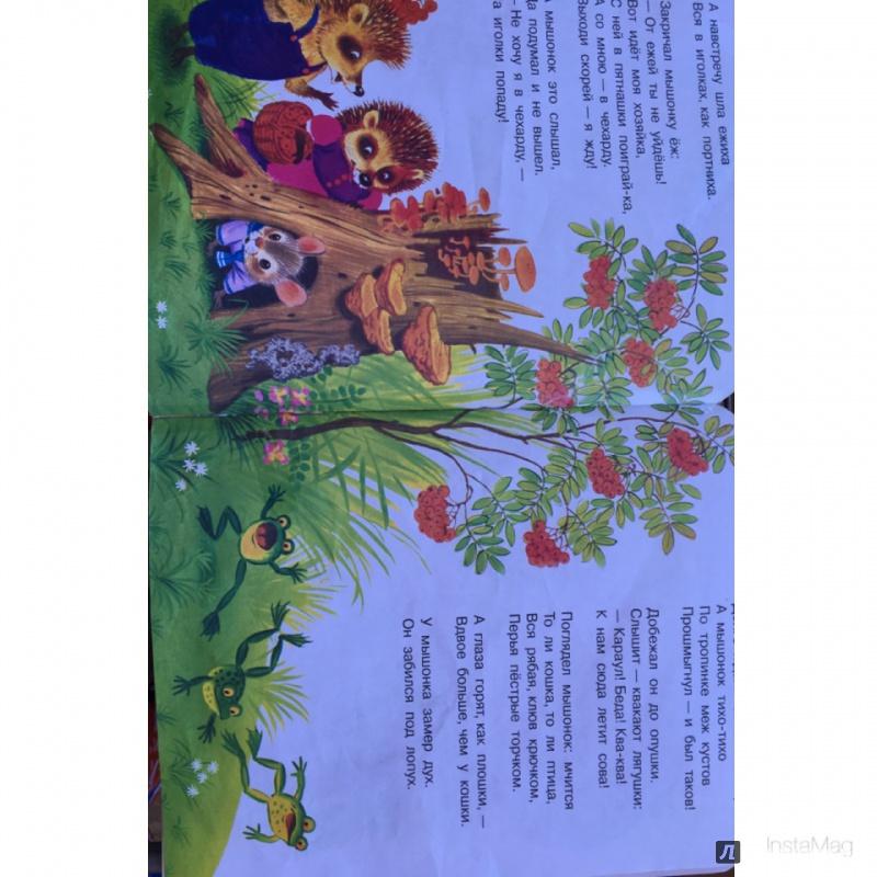 Иллюстрация 20 из 34 для Сказка об умном мышонке - Самуил Маршак   Лабиринт - книги. Источник: Beznoshchak  Lyalya