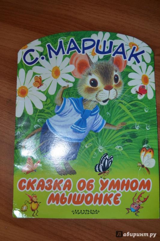 Иллюстрация 27 из 34 для Сказка об умном мышонке - Самуил Маршак   Лабиринт - книги. Источник: Кузнецова  Анна