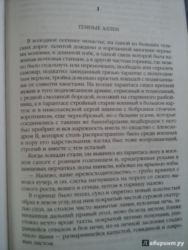 Иллюстрация 1 из 3 для Темные аллеи - Иван Бунин | Лабиринт - книги. Источник: Мошков Евгений Васильевич