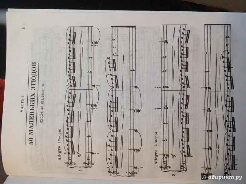 Иллюстрация 3 из 8 для Избранные фортепианные этюды - Карл Черни | Лабиринт - книги. Источник: Рукина  Наталья