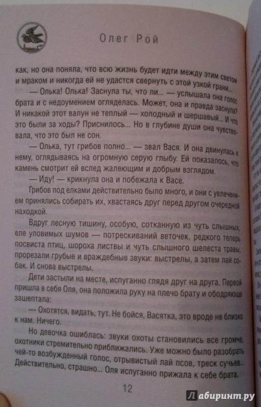 Иллюстрация 9 из 14 для Тайна - Олег Рой | Лабиринт - книги. Источник: Скочилова  Елена