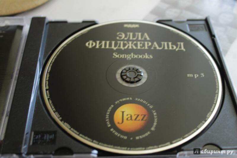 Иллюстрация 1 из 3 для Джаз. Элла Фицджеральд. Songbooks (CDmp3) | Лабиринт - аудио. Источник: lonely.doctor