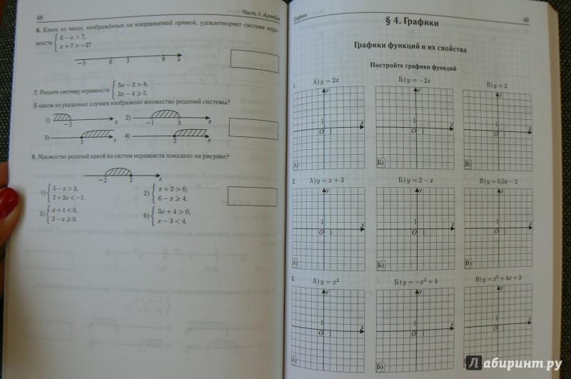 Огэ по математике тесты по геометрии 2015 декабрь