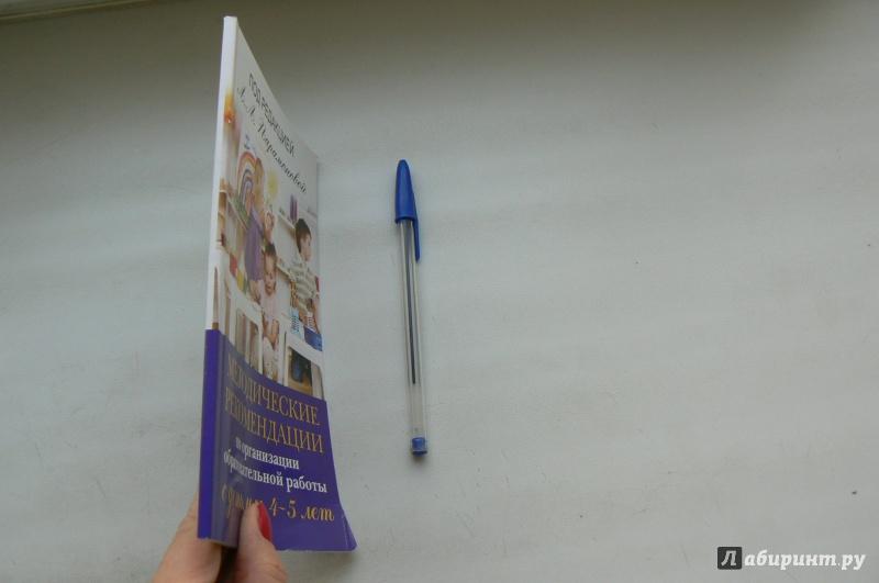 Иллюстрация 1 из 4 для Методические рекомендации по организационной образовательной работе с детьми 4-5 лет - Парамонова, Арушанова, Алиева | Лабиринт - книги. Источник: Марина